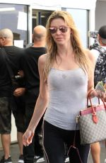BRANDI GLANVILLE Out Shopping in Beverly Hills 06/19/2018
