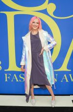 BRIA VINAITE at CFDA Fashion Awards in New York 06/05/2018