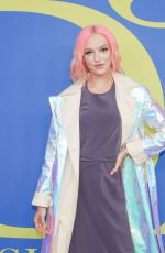 BRIA VINAITE at CFDA Fashion Awards in New York 06/05/2018
