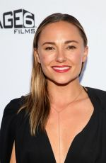 BRIANA EVIGAN at Boundaries Premiere in Los Angeles 06/19/2018