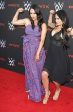 BRIE and NIKKI BELLA at WWE FYC Event in Los Angeles 06/06/2018