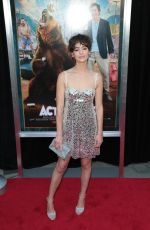 BRIGETTE LUNDY-PAINE at Action Point Premiere in Los Angeles 05/31/2018