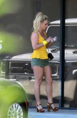 BRITNEY SPEARS Out and About in Miami 06/04/2018