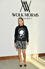 BRITT ROBERTSON at Wolk Morais Collection 7 Fashion Show in Los Angeles 06/26/2018