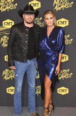 BRITTANY KERR at CMT Music Awards 2018 in Nashville 06/06/2018