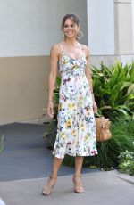 BROOKE BURKE Out in Beverly Hills 06/04/2018