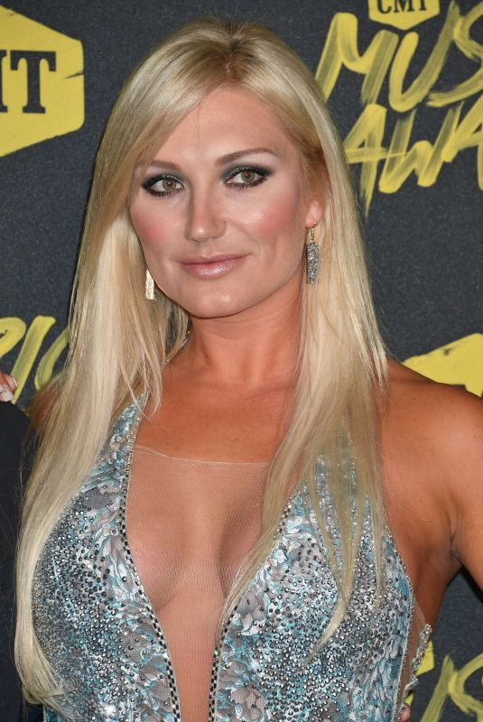 BROOKE HOGAN at CMT Music Awards 2018 in Nashville 06/06/2018