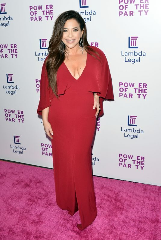 BROOKE LEWIS at Lambda Legal's West Coast Liberty Awards in Beverly Hills 06/07/2018