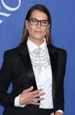 BROOKE SHIELDS at CFDA Fashion Awards in New York 06/05/2018