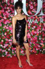 BROOKLYN SUDANO at 2018 Tony Awards in New York 06/10/2018
