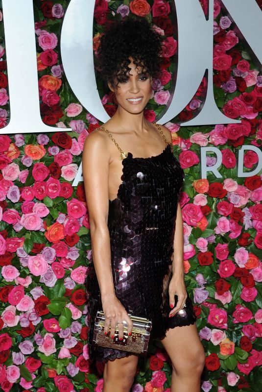 BROOKLYN SUDANO at 2018 Tony Awards in New York 06/10/2018