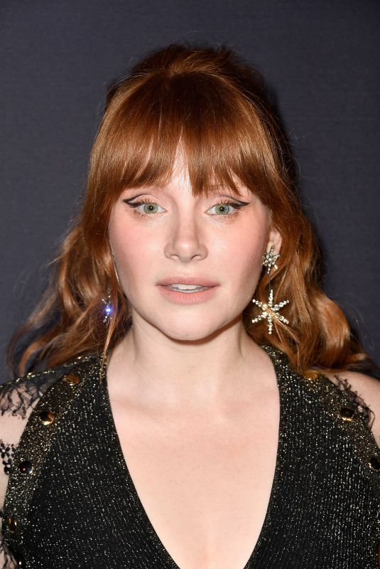 BRYCE DALLAS HOWARD at 2018 MTV Movie and TV Awards in Santa Monica 06/16/2018