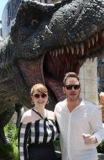 BRYCE DALLAS HOWARD at Jurassic World: Fallen Kingdom Amazon Unboxing in Los Angeles 06/02/2018