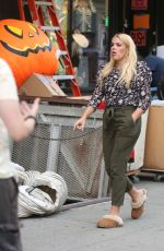BUSY PHILIPPS Out in New York 06/08/2018