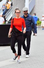 CAITLIN MCHUGH Out at Universal City 06/17/2018