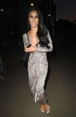 CALLY JANE BEECH Night Out in Manchester 06/09/2018