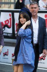 CAMILA CABELLO at NRJ Radio in Paris 06/19/2018