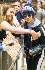 CAMILA CABELLO at Tegel Airport in Berlin 06/17/2018