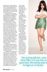 CAMILA CABELLO in Cosmopolitan Magazine, Chile June 2018