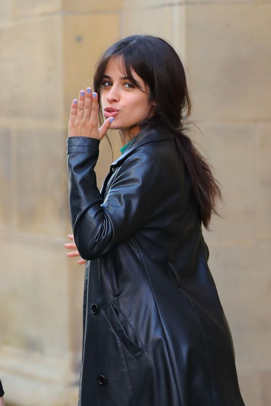CAMILA CABELLO Out and About in Manchester 06/07/2018