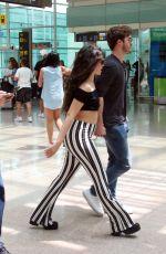 CAMILA CABELLO Out in Barcelona 06/25/2018