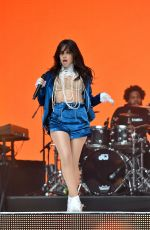 CAMILA CABELLO Performs at Capital Radio Summertime Ball 2018 in London 06/09/2018