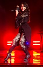CAMILA CABELLO Performs at O2 Academy Brixton in London 06/12/2018
