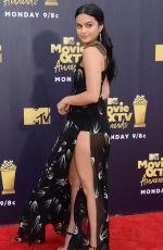 CAMILA MENDES at 2018 MTV Movie and TV Awards in Santa Monica 06/16/2018