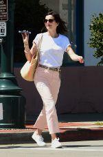 CAMILLA BELLE Out Shopping in Santa Barbara 06/09/2018