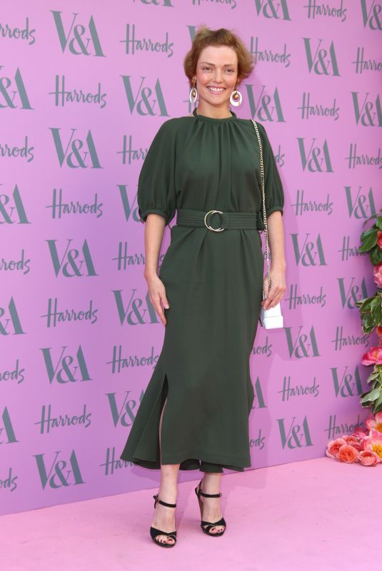 CAMILLA RUTHERFORD at Victoria and Albert Museum Summer Party in London 06/20/2018