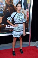 CAMILLA WOLFSON at Action Point Premiere in Los Angeles 05/31/2018