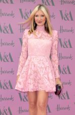 CAPRICE BOURRET at Victoria and Albert Museum Summer Party in London 06/20/2018