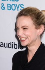 CAREY MULLIGAN at Girls and Boys Off Broadway Opening Night at Minetta Lane Theatre in New York 06/2018