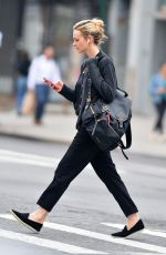 CAREY MULLIGAN Out and About in New York 05/31/2018
