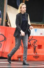 CAREY MULLIGAN Out and About in New York 06/03/2018