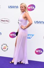 CARINA WITTHOFT at WTA Tennis on the Thames Evening Reception in London 06/28/2018