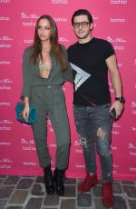 CARLA GINOLA at Paris Hilton x Boohoo Collection Launch Party in Paris 06/26/2018