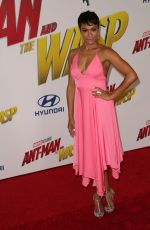 CARLY HUGHES at Ant-man and the Wasp Premiere in Los Angeles 06/25/2018