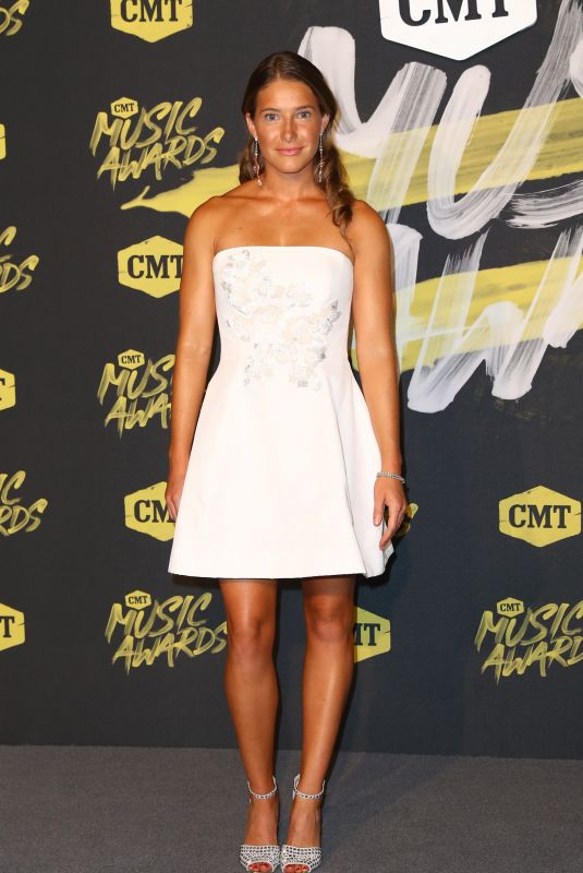CAROLINE JONES at CMT Music Awards 2018 in Nashville 06/06/2018