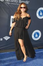 CARRIE ANN INABA at 2018 LA Dodgers Foundation Blue Diamond Gala in Los Angeles 06/11/2018
