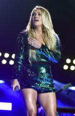 CARRIE UNDERWOOD at 2018 CMA Fest Night at Nissan Stadium in Nashville 06/08/2018