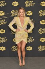 CARRIE UNDERWOOD at CMT Music Awards 2018 in Nashville 06/06/2018