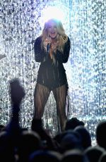 CARRIE UNDERWOOD Performs at 2018 CMT Music Awards in Nashville 06/06/2018