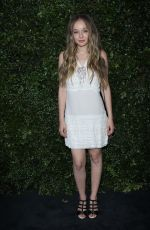 CARSON MEYER at Chanel Dinner Celebrating Our Majestic Oceans in Malibu 06/02/2018
