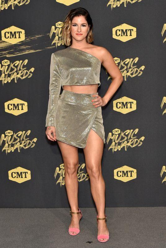 CASSADEE POPE at CMT Music Awards 2018 in Nashville 06/06/2018