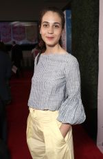 CASSANDRA CIANGHEROTTI at Hola Mexico Film Festival Opening Night in Los Angeles 06/01/2018