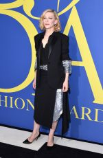 CATE BLANCHETT at CFDA Afterparty at Socialista in New York 06/04/2018