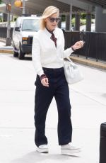 CATE BLANCHETT at JFK Airport in New York 06/04/2018