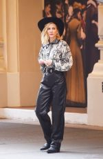 CATE BLANCHETT on the Set pf a Photoshoot in New York 06/06/2018