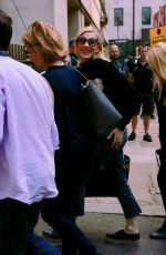 CATE BLANCHETT Out and About in London 06/18/2018